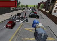 Simulador coche conducción autoescuela ITCL Arisoft