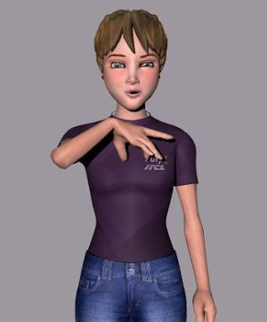 Maya traductor virtual lengua signos