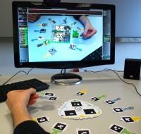 Marcas realidad aumentada 3d