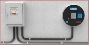 Master-Slave Configuration- Intelligent EV Charging System