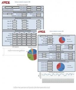 Sistema de supervisión energética de instalaciones de refrigeración industrial