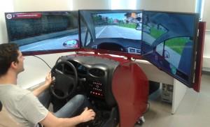 DriveSIM Simulador de conducción