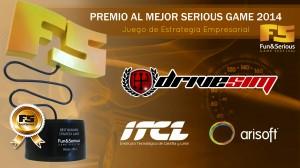 FS_game_premio, Driving simulator