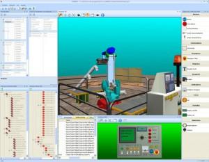 SIMPRO Simulación de métodos productivos