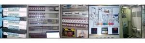 Electricidad para personal mantenimiento