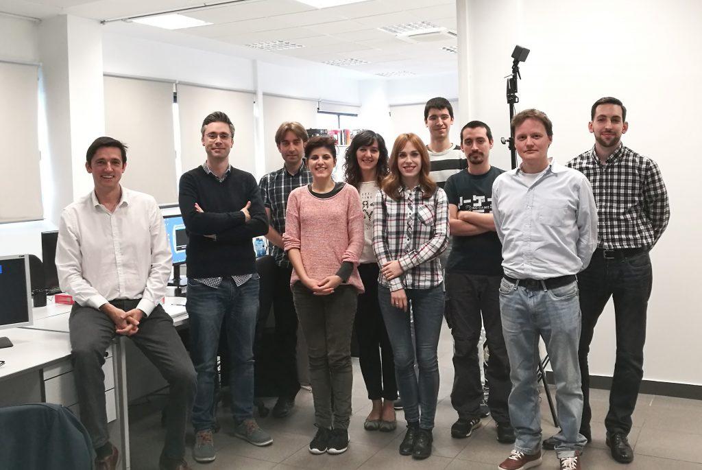 Equipo ITCL Simulación y realidad virtual