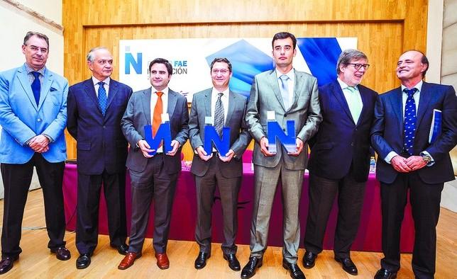 Ceremonia de la V edición de los Premios FAE Innovación