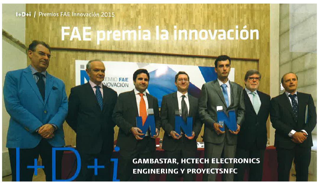 FAE premia la innovación