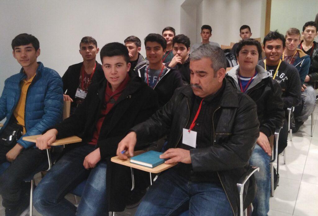 ITCL forma en PRL a estudiantes turcos