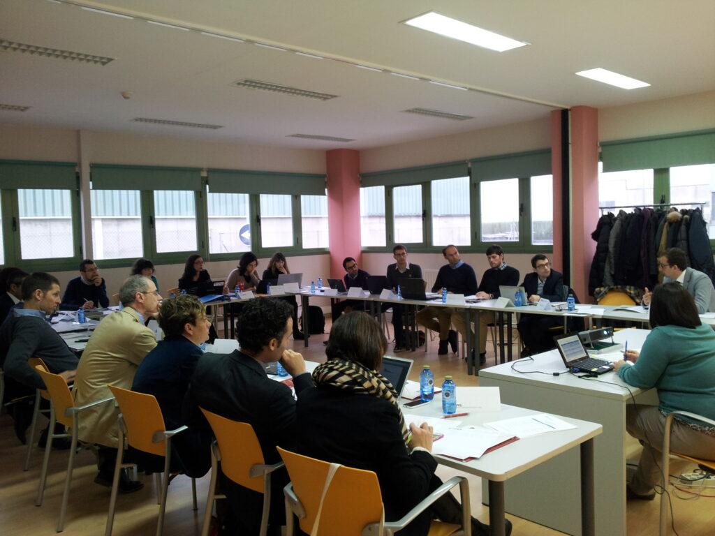 """Primera reunión de los socios integrantes del proyecto """"EnergyWater"""""""