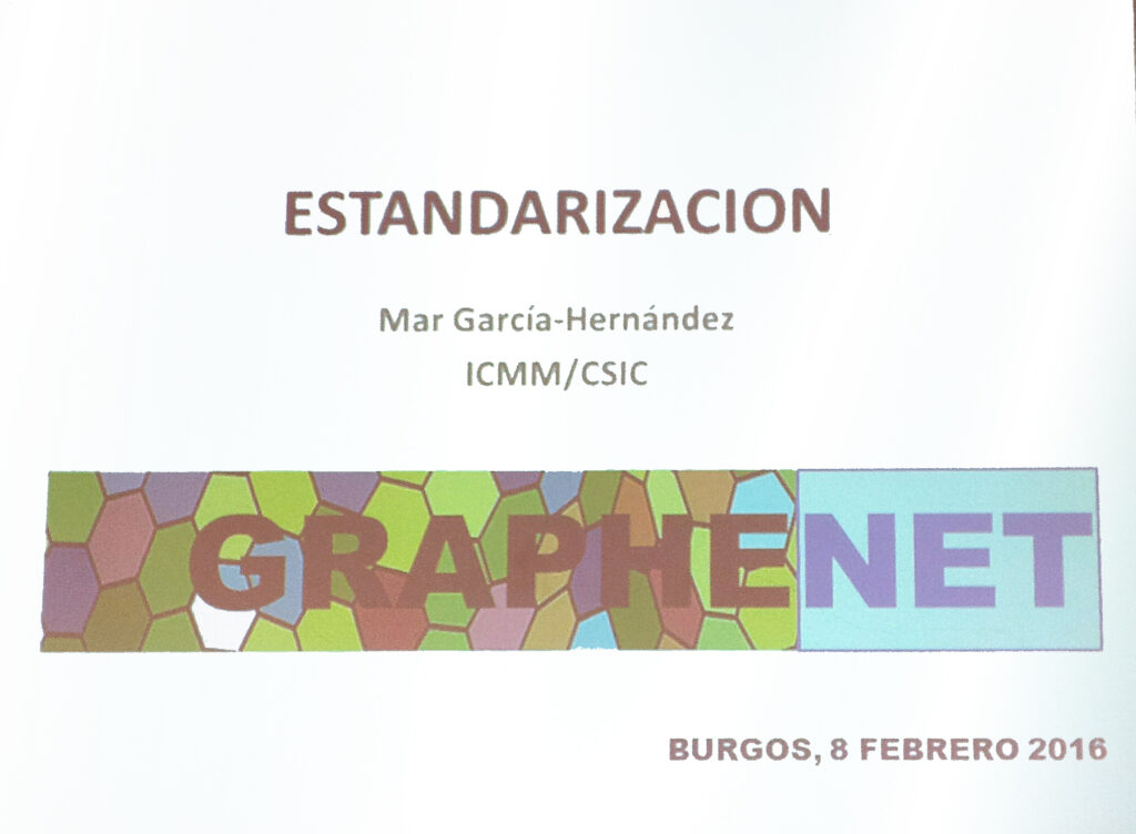 Reunión de la plataforma GRAPHENET en ITCL