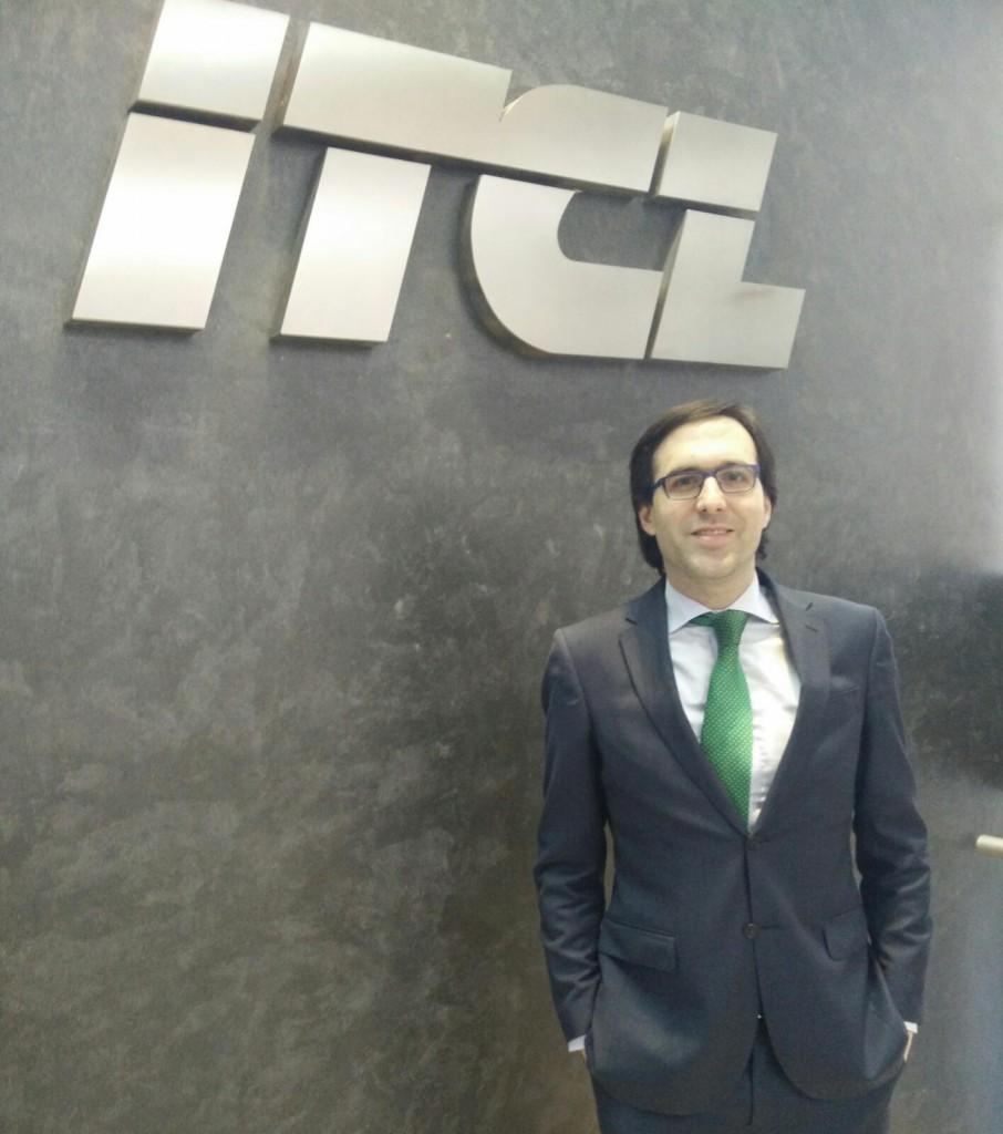 Entrevistamos a Alfonso Téllez en las instalaciones de ITCL Formación