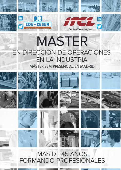 Master Operaciones ITCL