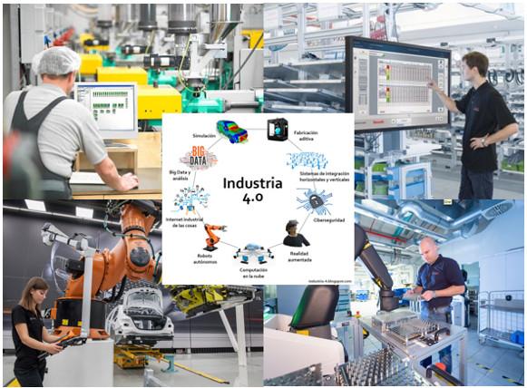 Jornada Industria 4.0: Presente y Futuro en la Industria-9 Noviembre