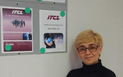 Entrevista a Berta Alonso – Programa de Capacitación de Industria 4.0