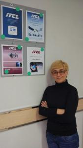 Berta Alonso, Formación ITCL