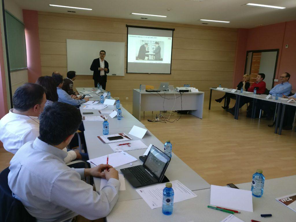 Éxito en el inicio del Programa de Capacitación Industria 4.0