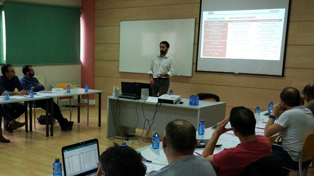 jornada en ITCL sobre ciberseguridad