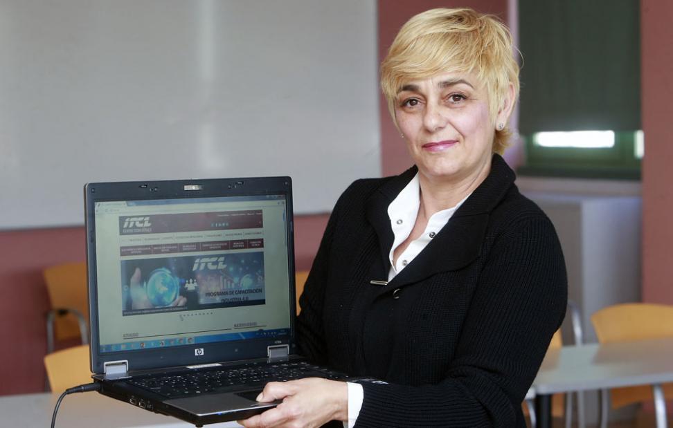 Entrevista a Berta Alonso en Correo de Burgos. Industria 4.0
