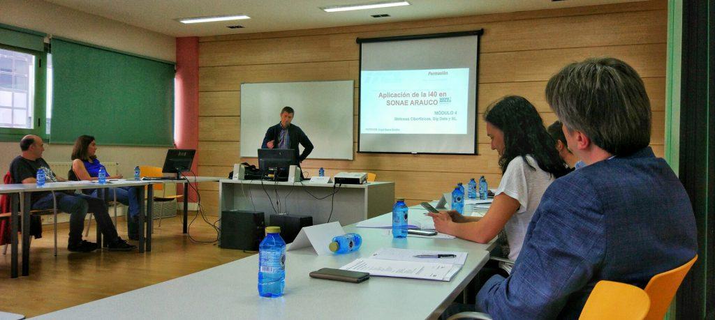 BigData, Sistemas Ciberfísicos en Programa Industria 4.0