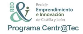 Programa Centr@Tec: Convocatoria de Servicios personalizados de innovación a empresas