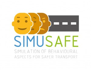 Simusafe - Simulation of behavioural aspects for safer transport