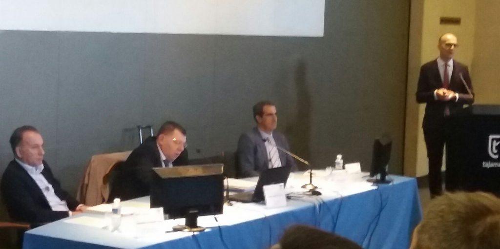 ITCL participa en la VIII Jornada del Frío de ALDEFE