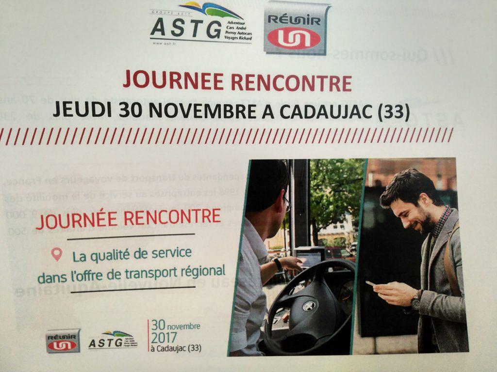 """ITCL participa en la jornada """"La calidad del Servicio en la Oferta del Transporte Regional"""""""