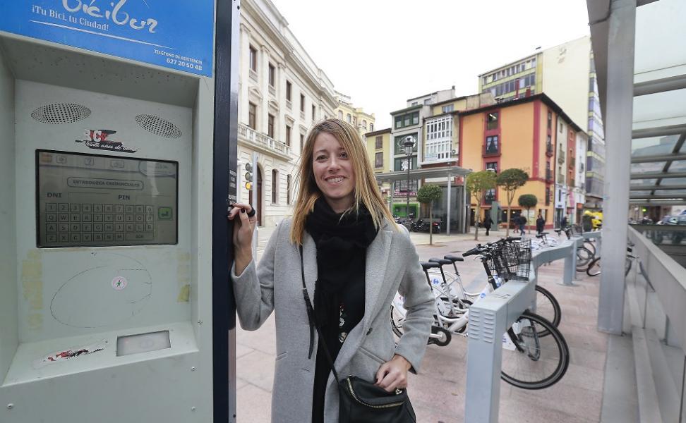 sistema de préstamo de bicicletas para la movilidad sostenible