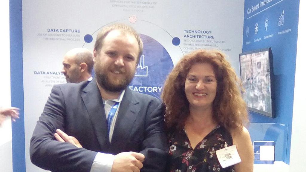 ITCL presenta su capacidad de innovación tecnológica en BIEMH