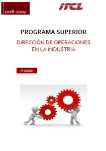 Programa Superior Dirección de Operaciones