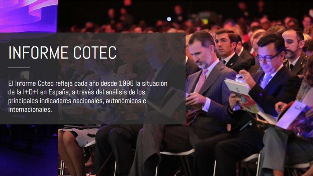 ¿Cuál es la situación de la innovación en España?