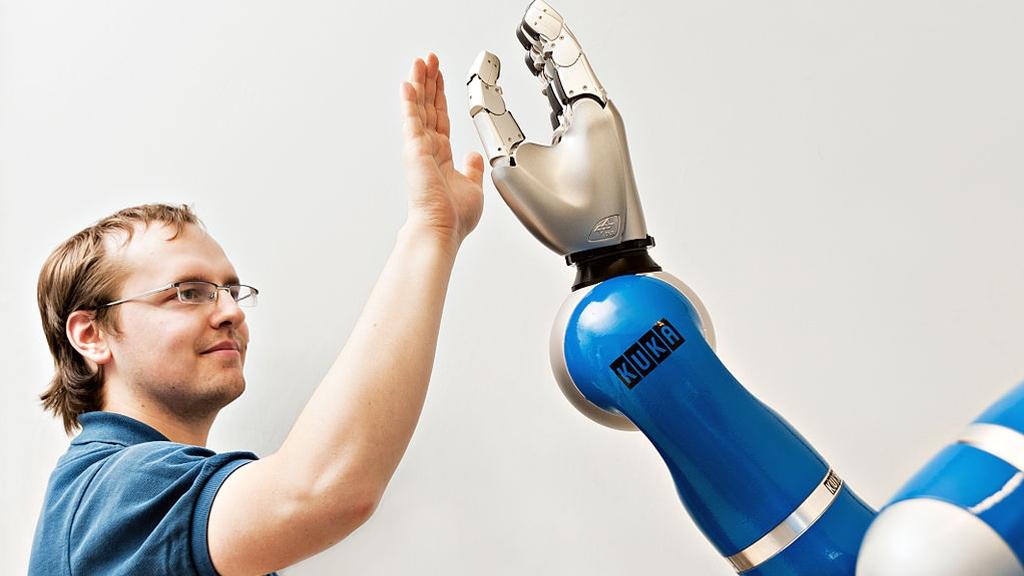 Cobot, un nuevo compañero de trabajo