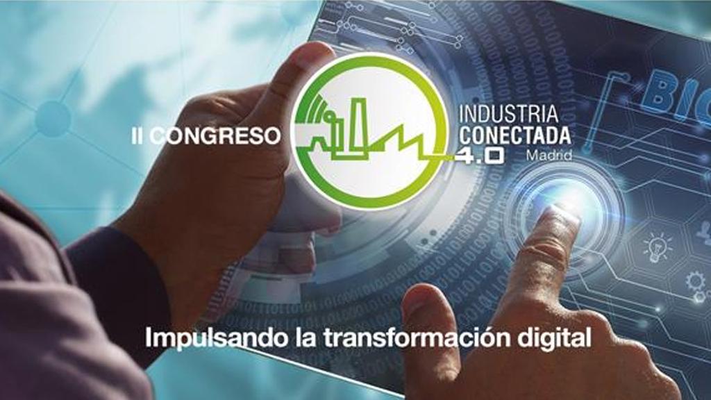 ITCL en el II Congreso de Industria Conectada 4.0