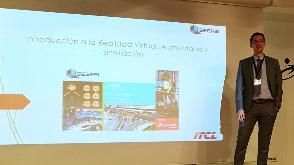 realidad virtual y simulación