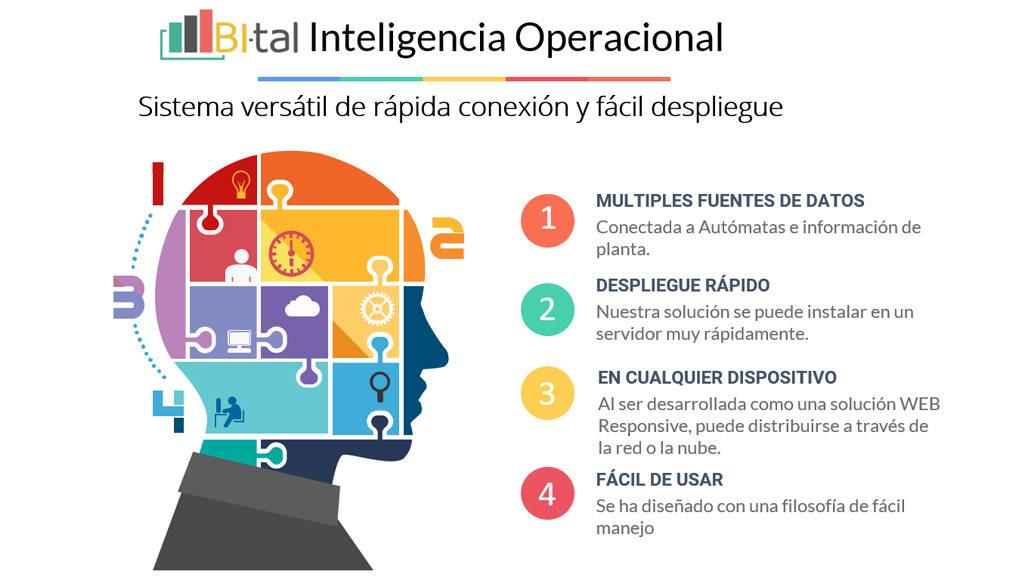BITAL inteligencia operacional