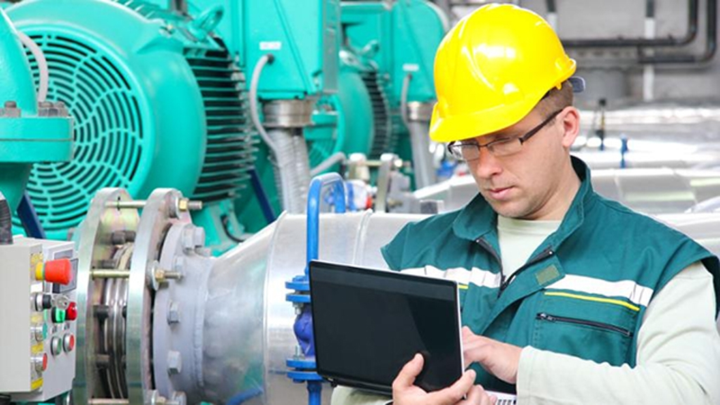 ¿Quieres trabajar en mantenimiento industrial?