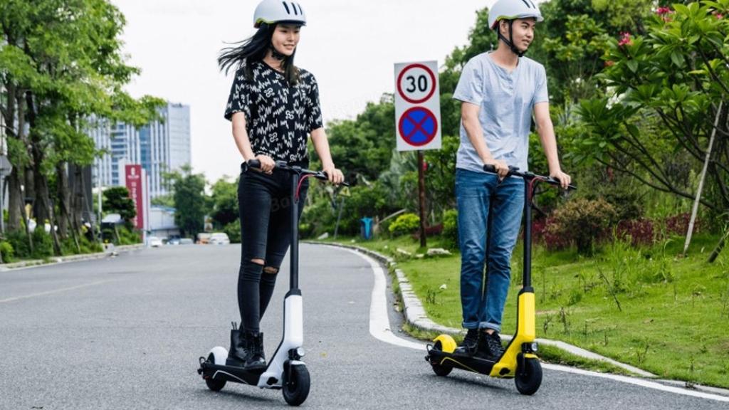 Apúntate a la movilidad sostenible para cuidar el planeta