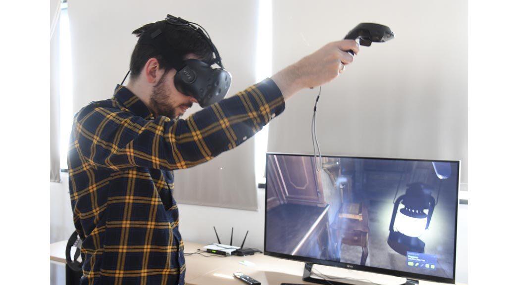 Realidad virtual en el patrimonio. Monasterio de Silos