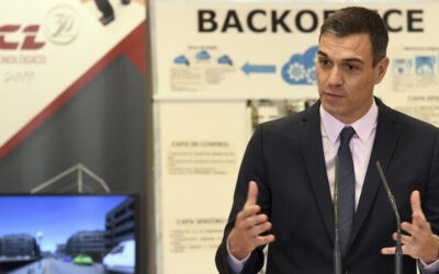 Spanish Prime Minister visits Institute of Technology of Castilla y Leon on its 30th anniversary