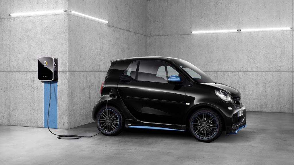Smart lanza en exclusiva para España el carsharing para empresas con vehículos 100% eléctricos