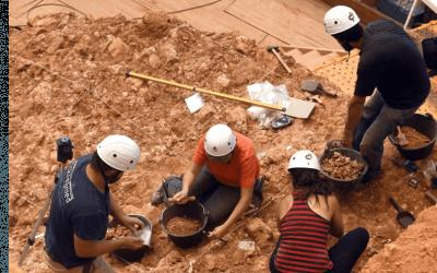 Realidad aumentada para divulgar los tiempos de Atapuerca