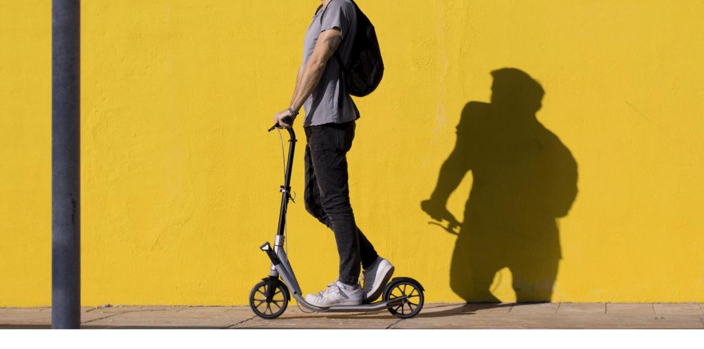Movilidad sostenible en vacaciones