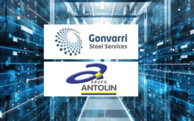 Gonvarri y Grupo Antolín mostrarán sus experiencias en Inteligencia Artificial