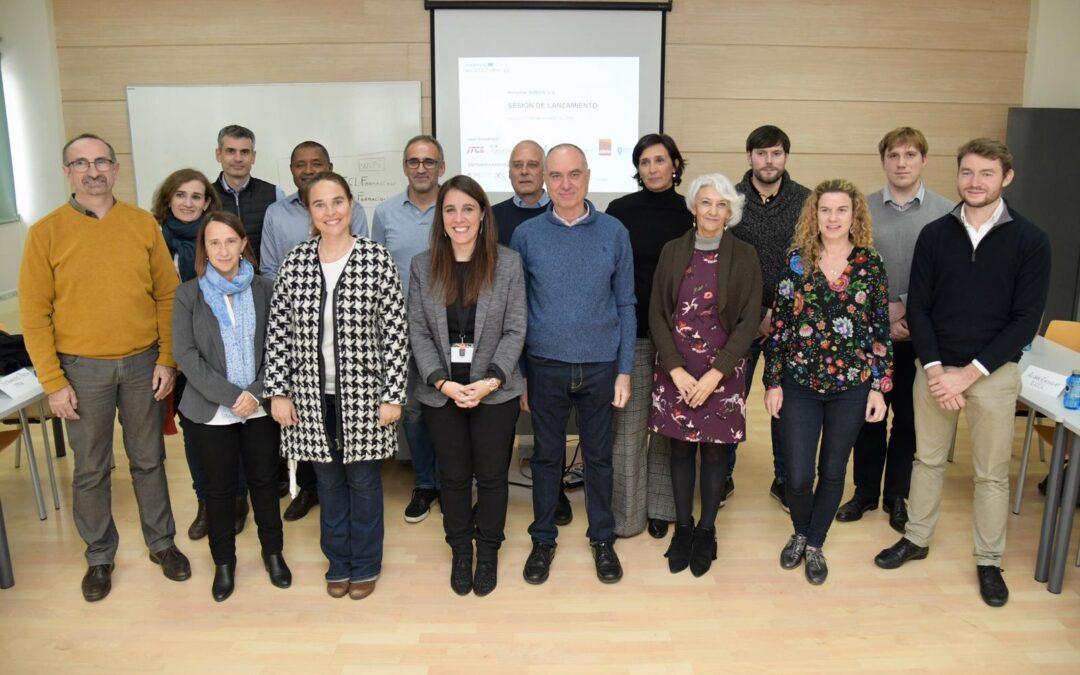 Hospital Sudoe 4.0 da sus primeros pasos en Burgos