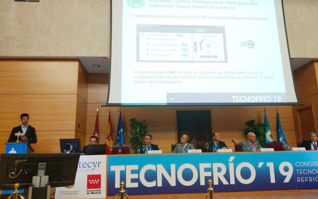 ITCL presenta en Tecnofrío '19 la mejora de eficiencia energética en refrigeración