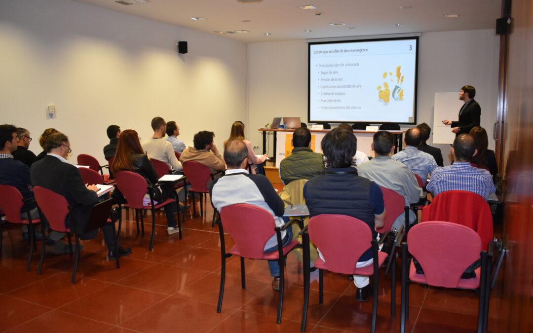 ITCL presenta las mejoras de ahorro energético del proyecto PROEFI_AIRE