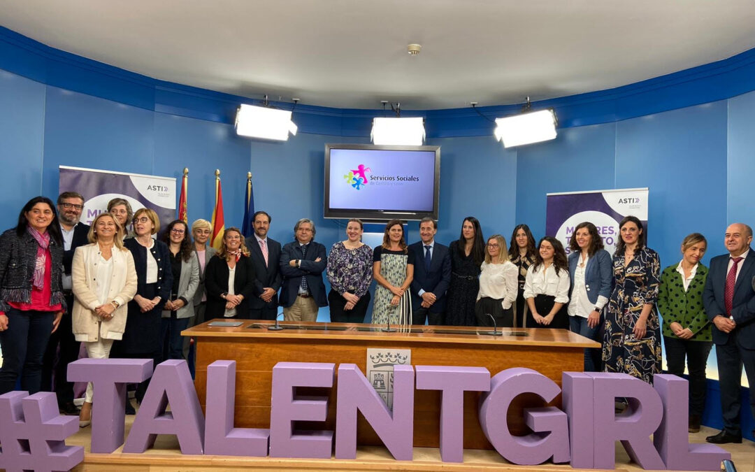 Arranca la cuarta edición del programa STEM Talent Girl