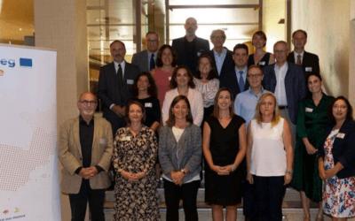 Hospital Sudoe 4·0 participa en Santander en el seminario de gestión de proyectos aprobados de Interreg Sudoe