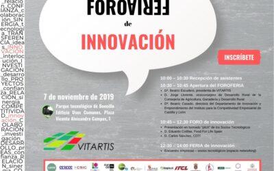 La innovación del sector agroalimentario de Castilla y León se da cita con Vitartis
